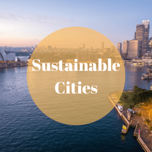 Sustainable Cities nominees
