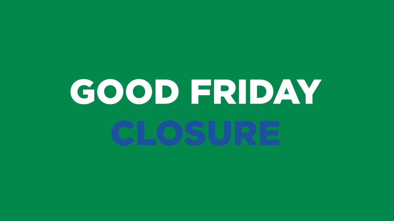 good-friday-network-closed